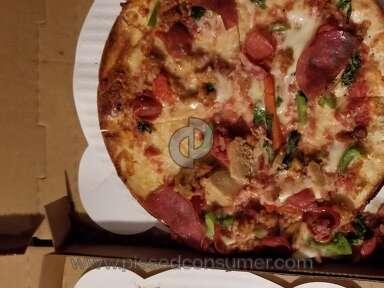 DoorDash Pizza review 334978