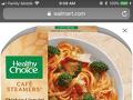 Healthy Choice - Horrible food quality