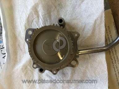 Generac Power Systems - 20KW oil pump gear failure