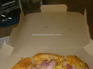 Pizza Hut - Pizza Review from Chicago, Illinois