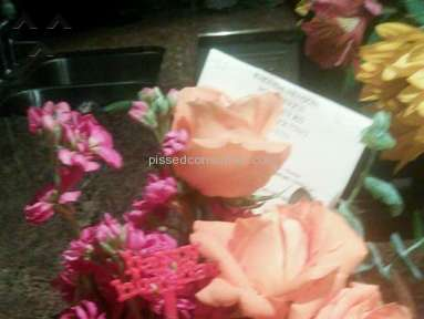 Teleflora - Birthday Sparkle Bouquet Review