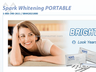 Spark Whitening Portable Hospitals, Clinics and Medical Centers, Doctors review 121105