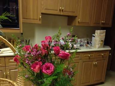 Wesley Berry Flowers Bouquet review 89385