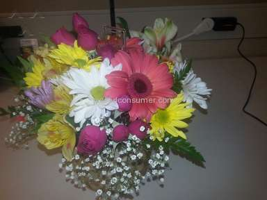 Flowershopping Arrangement review 50795