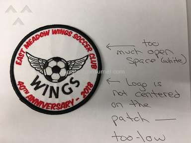 Hero Patches - Horrible service