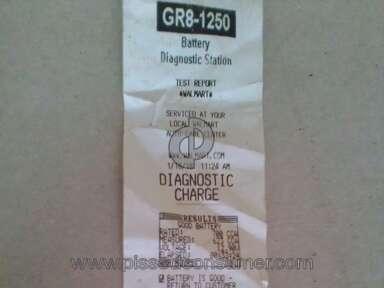 Walmart Car Battery review 265132