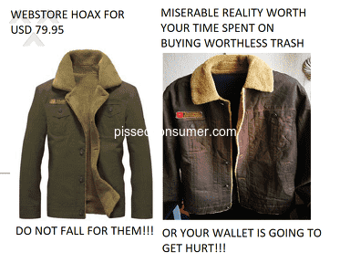 Affinity Find - It is a junk seller! Do not fall for them!