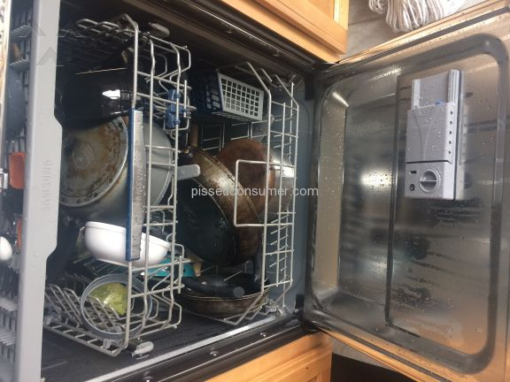 Samsung Electronics Dishwasher