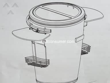 Igloo Products - Very Dissatisfied with Igloo Party Cooler