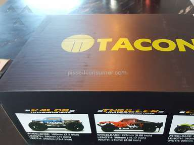 Nitrorcx Tacon Toy Truck review 181584