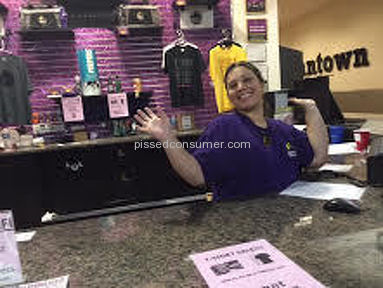 Planet Fitness - Unprofessional staff