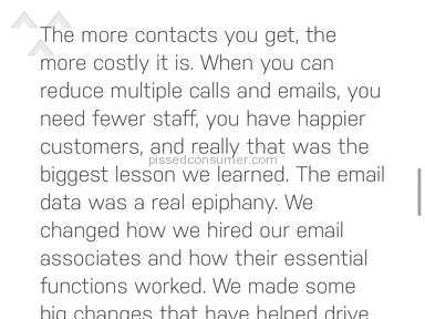 PBteen Customer Care review 256285