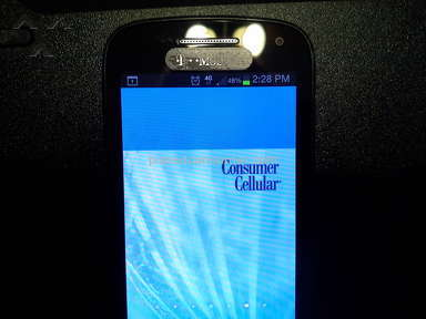 Consumer Cellular - New phone scam