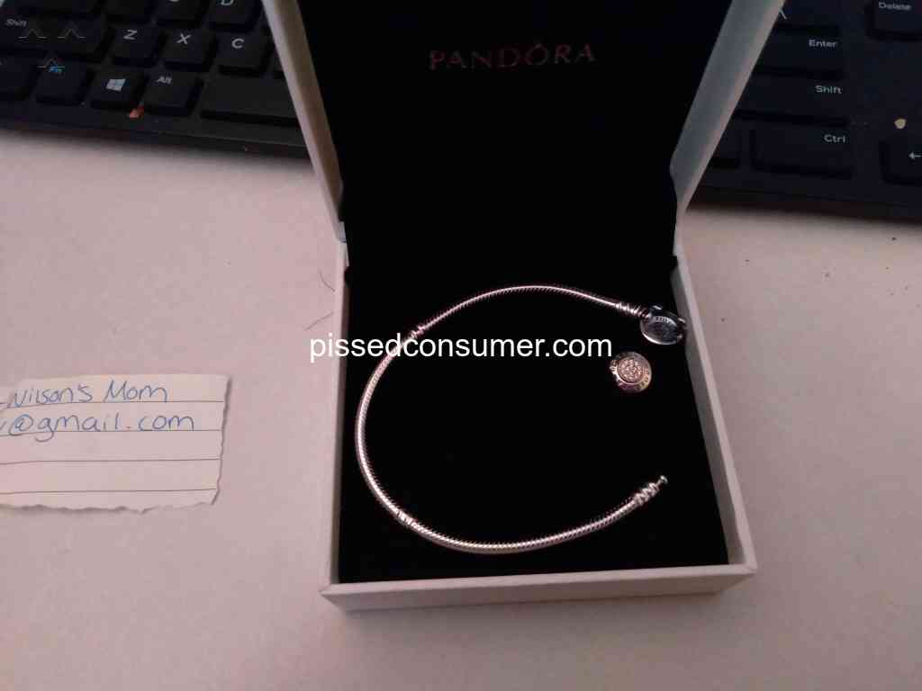 Pandora Jewelry Reviews And Complaints Pissed Consumer Page 6