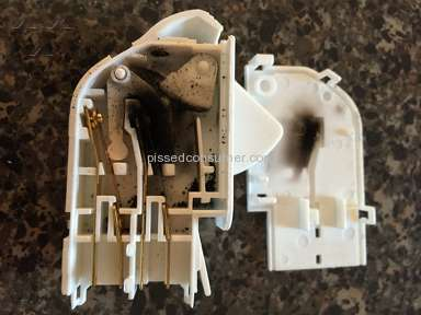 Ge Appliances - GE Profile Refrigerator - Switch, Light WR23X10429 NLM