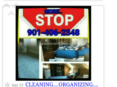 She Can Clean Of Memphis Cleaning Service review 203982
