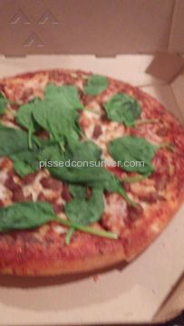 Pizza Hut Create Your Own Pizza