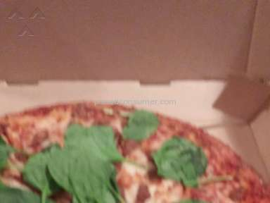 Pizza Hut Create Your Own Pizza review 142870