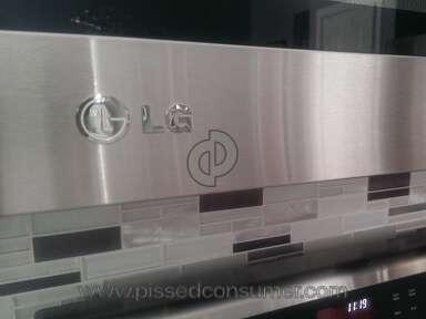 Lg Electronics Lmv1683st Microwave review 242290