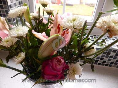 Prestige Flowers - Poor Customer Service