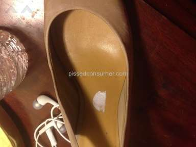 Nine West - Shoes Review from Silver Spring, Maryland