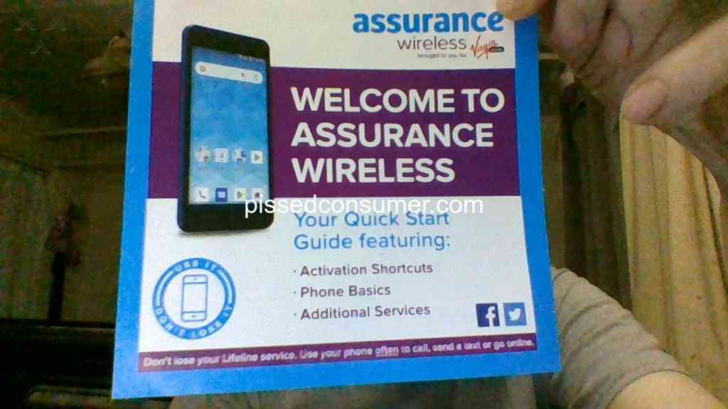 33 Assurance Wireless Cell Phone Activation Reviews And Complaints