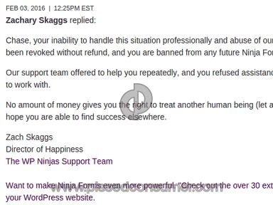 Wp Ninjas Web Design and Development review 112991