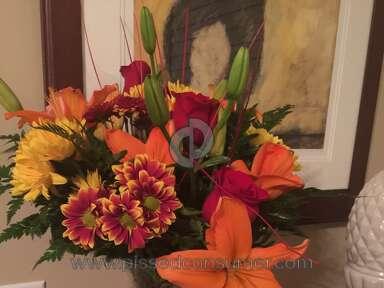 Avasflowers Sunshine Celebration Bouquet review 172374