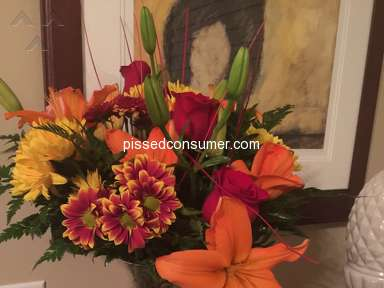Avasflowers Sunshine Celebration Bouquet review 172374