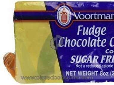 Voortman Cookies Fudge Chocolate Chip Cookies review 159610