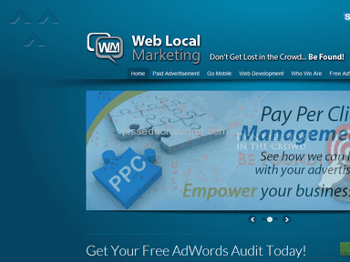 Web Local Marketing Financial Services review 16033