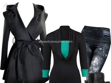 Fashionmia Jacket review 108707