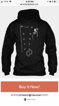 Brave New Look Sweatshirt