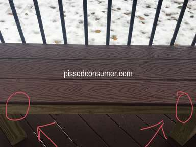 Lowes Deck Installation review 400882