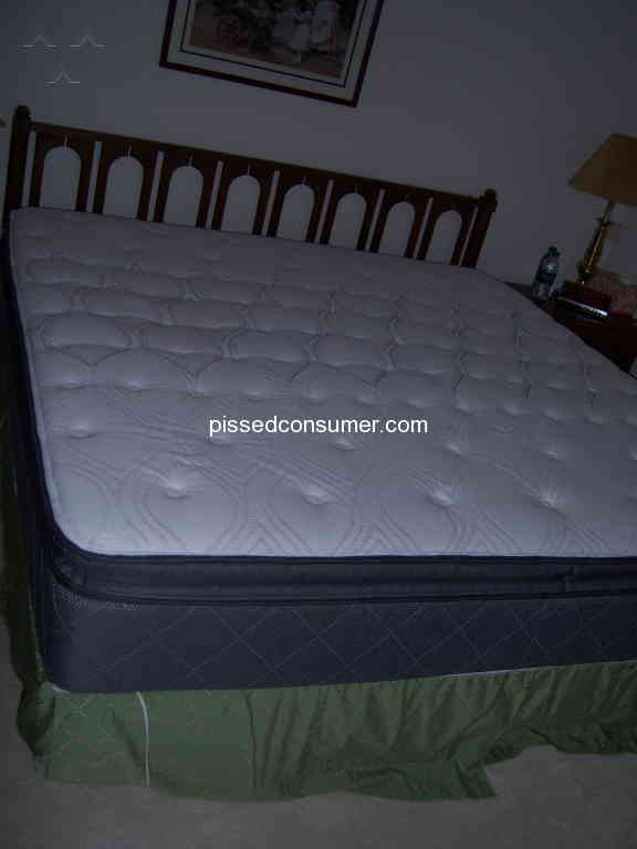 Ashley Furniture Sealy Mattress Review 310976