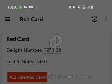 DOORDASH Dasher Mobile Application review 748659