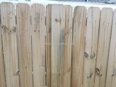 Lowes Fence Installation review 236576