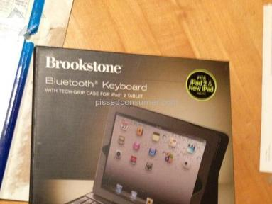 Brookstone Store Professional Services review 8911