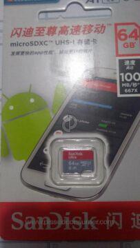 Sandisk Sdxc Memory Card