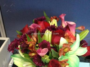 From You Flowers Bouquet review 12289