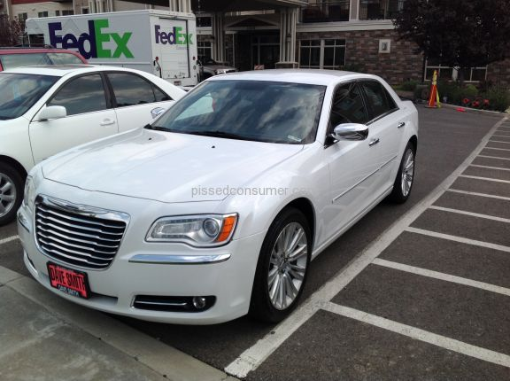 2012 Chrysler 300 Car