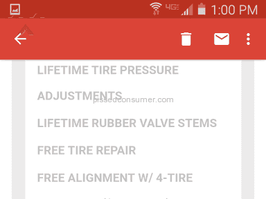 Tire Discounters Service Centers and Repairs review 175952