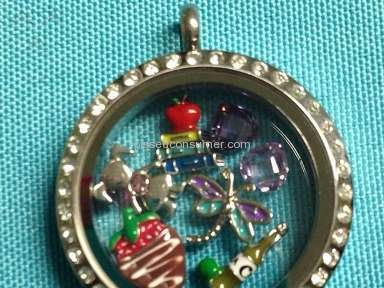 Origami Owl - Customer Care Review from Weslaco, Texas