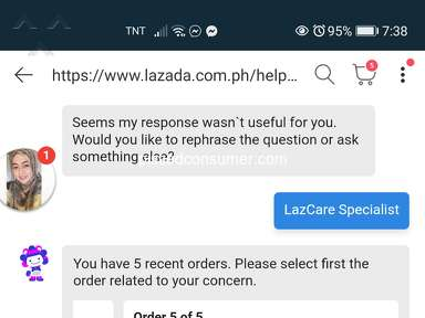 Lazada Philippines Lazada Express Philippines Courier Delivery Service review 691835
