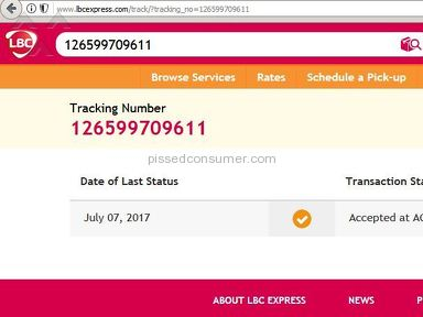 Lbc Express Next Day Delivery Service review 218146