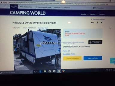 Camping World - Total false advertising practices