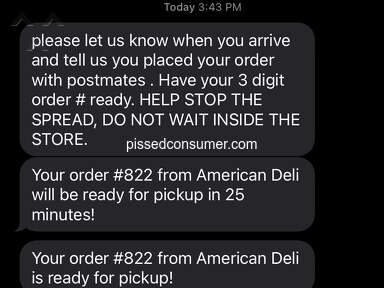 Postmates Food Delivery review 958071