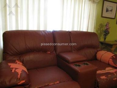 Lane Furniture Sofa review 2302